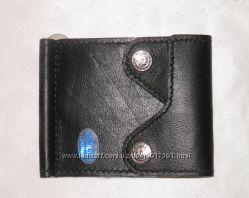 Мужской кошелек-зажим