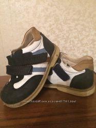 ORTHOPEDIC ботиночки-туфельки демисезонные