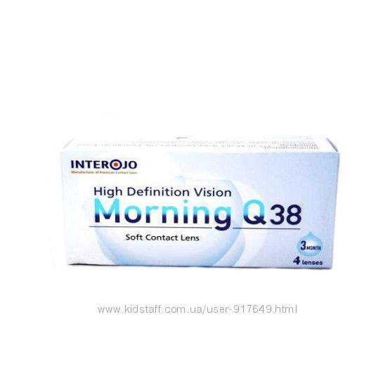 Morning Q 38 квартальные линзы