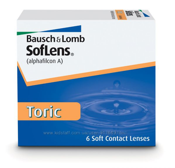 Soflens 66 toric