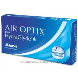 Air Optix Aqua plus Hydraglyde