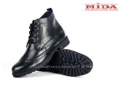 Мужские зимние ботинки ТМ Mida р 40-45