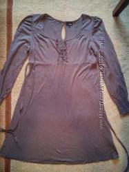 Туника, рубашка и платье для беременных