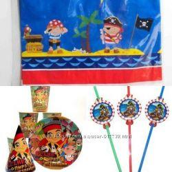 Набор для праздника  Джейк и пираты