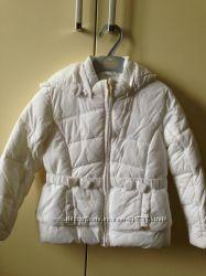 Куртка белая Geox