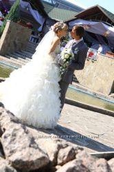 Свадебное платье Ломбада