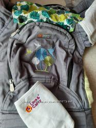 Эрго-рюкзак Мелодия весны Love & Carry