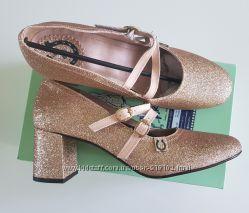 Нарядные кожаные туфли  Miss L-FIRE, оригинал