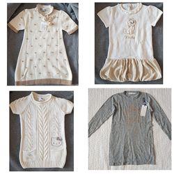 Вязаные платья Baby Graziella, OVS,  Miss Brum, Италия