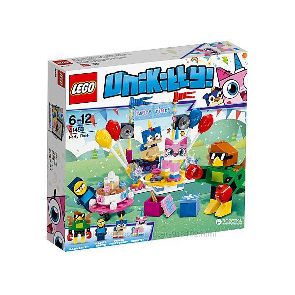 Конструктор Лего 41453 Lego Unikitty Вечеринка, оригинал