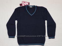 Школьные вязаные кофты свитера