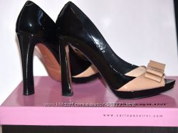 Продам лаковые туфли Carlo Pazolini