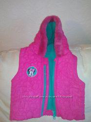 Куртка, жилетка, безрукавка фирменная DISNEY