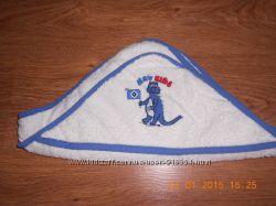 Полотенце-угол  для купание
