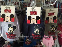 Перчатки рукавички для мальчиков Дисней