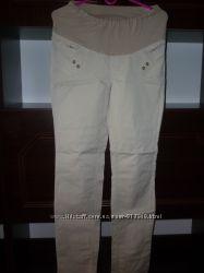 Коттоновые брюки для беременных