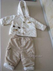 Деми-костюмчик на синтепоне 3-6мес. Baby Pappy