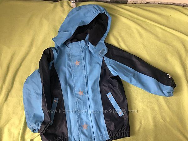 Куртка ветровка термо tchibo
