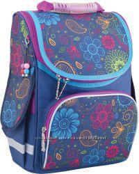 Ранец рюкзак школьный каркасный 553318 Colours Смарт