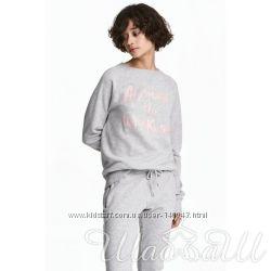 Свитшот H&M Grey