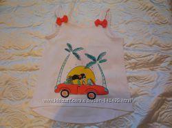 Распродажа туники, футболки из летней коллекции Gymboree, Crazy 8
