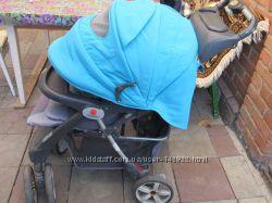 удобная прогулочная коляска