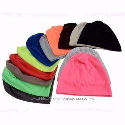 Шапки весенние легкие и зимние теплые весна осень зима шапочка
