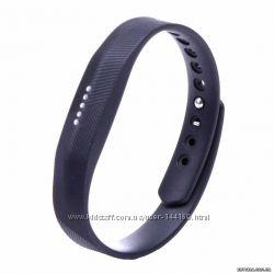 Черный браслет для трекера Fitbit flex 2