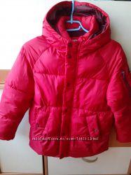 Демисезонная куртка Zara мальчику 140 см в очень хорошем состоянии