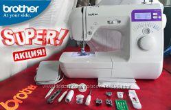 Швейная машина Brother ML-600 Электромеханическая горизонтальный челнок