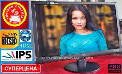 IPS монитор FullHD IPS монитор AOC i2352Vh VGA DVI HDMI 23 Дюйма