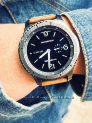 Смарт-часы SAMSUNG Gear S3 RM-760 Frontier Space Gray