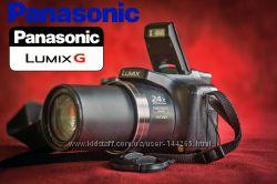 Фотоаппарат Ультра Зум Panasonic Lumix DMC-FZ48 Black 24х Крат приближение