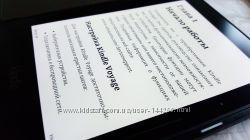 Электронная книга Amazon Kindle Voyage Black E Ink Carta 4Gb  Чехол