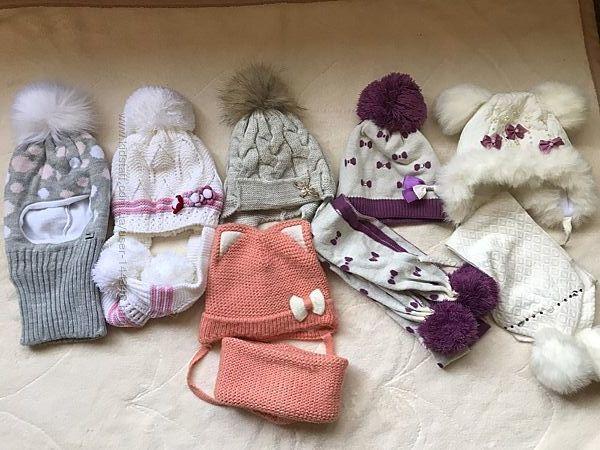 Много шапок на зиму