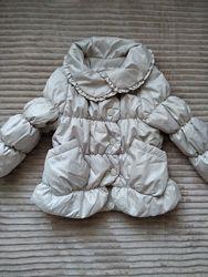 Куртка Zara на малышку.
