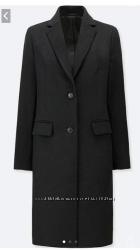 Кашемировое пальто Uniqlo оригинал