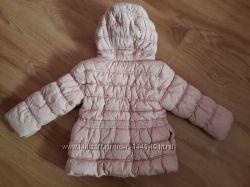 Куртка для девочки next новая деми
