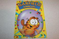 Garfield Annual   книга развлечений Гарфилд