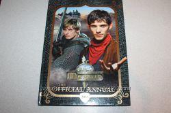 Merlin Annual 2011 книга развлечений Мерлин