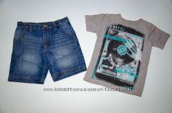 Модные комплекты мальчику лето