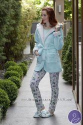 Распродажа зимней коллекции HAYS пижама и халат. Остатки