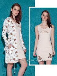 Распродажа Женская пижама и халат HAYS 17028. Остатки СП, S, M