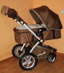 Продам коляску 2 в 1 французской фирмы Safety 1st в отличном состоянии.