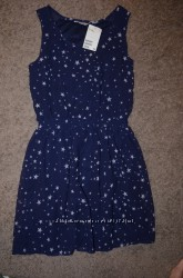 Платье в звездочки H&M