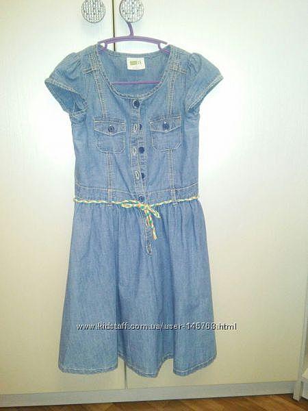 Джинсовое платье Crazy 8