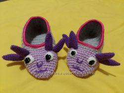Тапочки и носочки для малышей