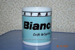 Чашка Bianchi лучший подарок велосипедисту