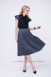 Стильные юбки плиссе Самая популярная модель