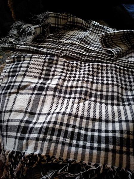 Арафатка , шарф, платок , хлопок 1шт и синтетика 1 шт
